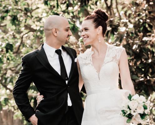 Wedding Hair And Makeup Sydney, Amanda & Andrew, March 2013
