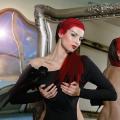 Editorial Hair and Makeup by Petr Vackar for Josef Klir Calendar 2006, Prague, Czech Republic