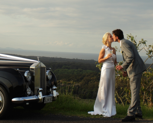 Byron Bay Wedding Hair and Makeup Anna & Andrew, 2011
