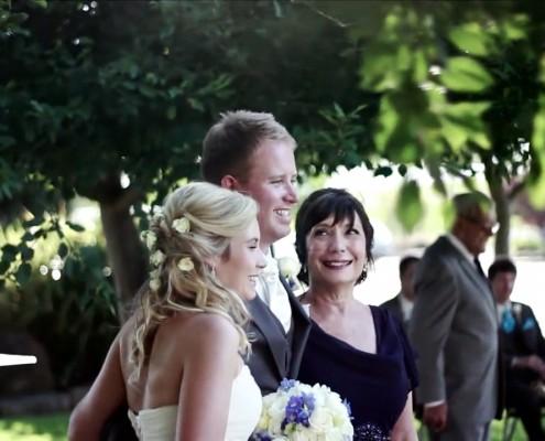 Crowne Plaza Wedding Hair for Michelle Kotzek, 2013