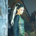 Hair and Makeup Czech Republic by Petr Vackar for Josef Klir Annual Fashion Show 2001