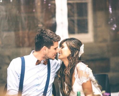Wedding Fort Denison Sydney, Anika & Marcos, 2014