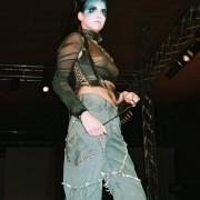 Hair and Makeup Design by Petr Vackar for Josef Klir Annual Show 2004