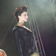 Hair and Makeup Fashion Show Annual 2003 for Josef Klir by Petr Vackar, Czech Republic