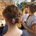 Runway Wedding Hair Makeup One Fine Day September 2015