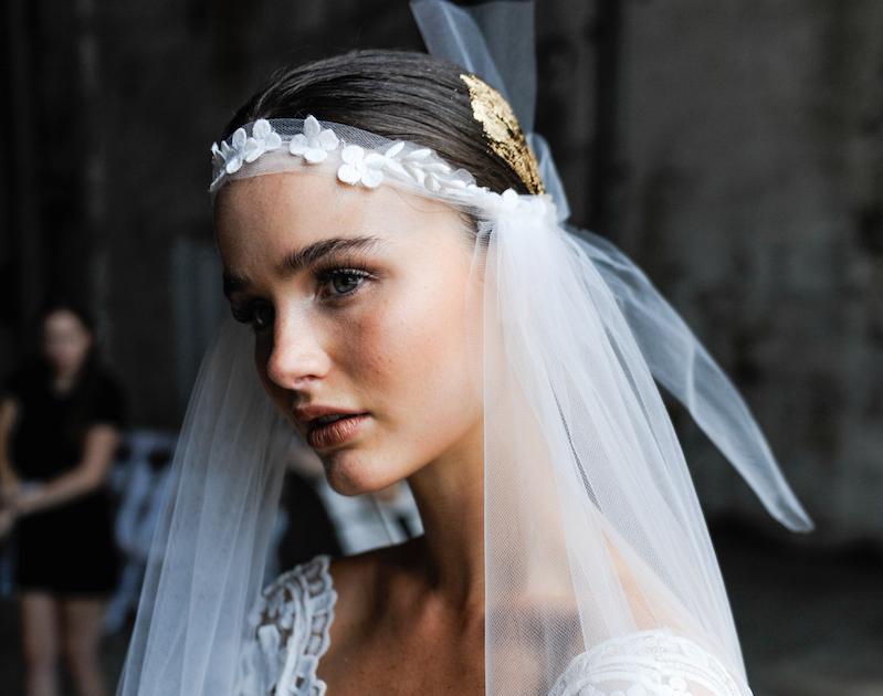 Weddings Runway Wedding Hair Makeup